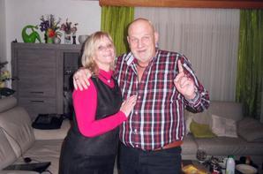 mon copain enfance Jean-Marie de 60 ans et moi de 59 ans très belle journée .
