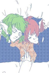 Kisshu and Ichigo
