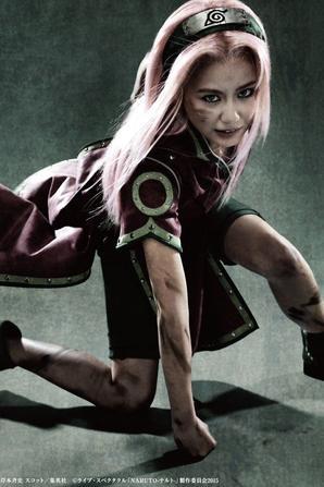 Haruno Sakura: Cosplay N°01