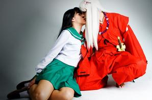 Cosplay: Inuyasha and Kagome N°01