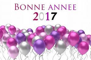 BONNE ET HEUREUSE ANNEE 2017