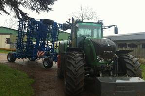 Kockerling allrounder 12m et fendt 936
