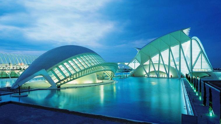 le parc oc 233 anographique de valencia en espagne aquarium color