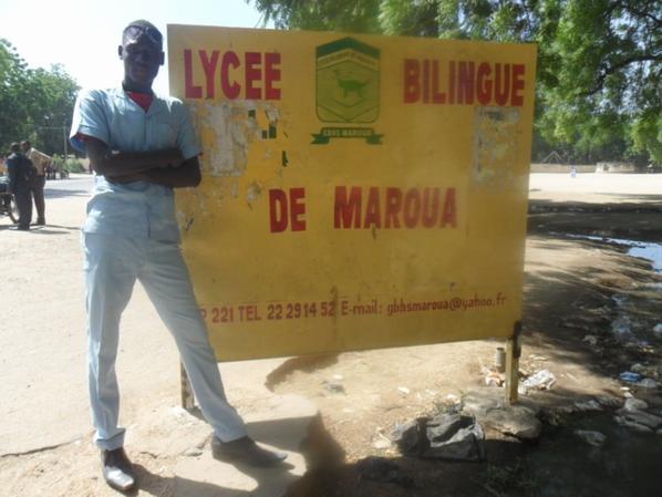 ALBUM DE BOUBA LOPEE AU LYCEE CLASSIQUE DE MAROUA