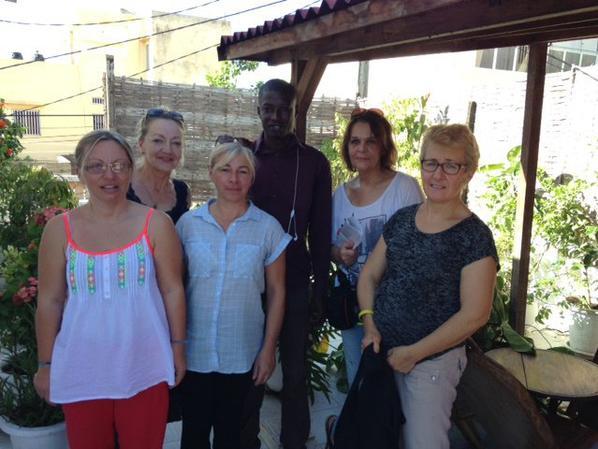 """Projet solidarité """"Sénégal mission 5"""