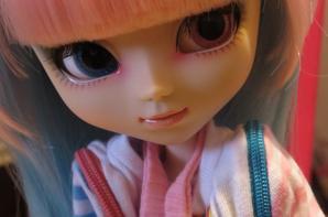 Photo lors du déballage de Louane ( pullip Akemi )  :)