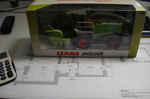 Claas Jaguar 900 Speedstar