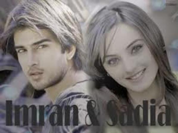 sadia khan imran abbas... Imran Abbas And Sadia Khan