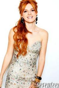 ♥Bella Thorne en couverture du magazine Seventeen pour des robes de bal+Shooting de Bella pour Seventeen Prom   ♥