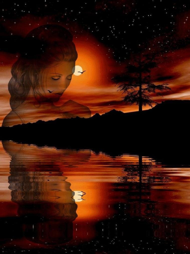 Un rêve est un songe merveilleux Qui vole tout là haut dans les cieux Jusqu'aux horizons lointains Où le bonheur est sans fin .