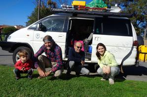 Mardi 1er août 2017 :Perth -Margaret River (305 kms); Backpakers Margaret River Lodge $87