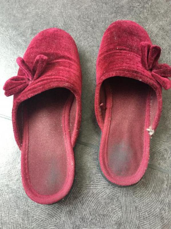 chaussons de valentine