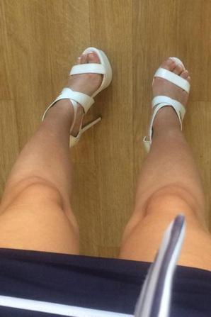 les pieds de clémentine