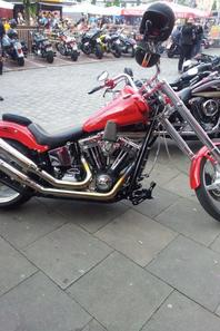 Harleys Days Hamburg 2013