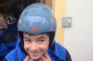 Les 1ères photos de notre première journée à Caspoggio