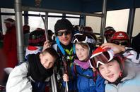 Photos de notre 2ème journée à Caspoggio (Mardi 4 février)