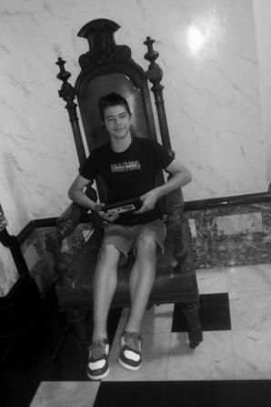 Visite du château de Chimay