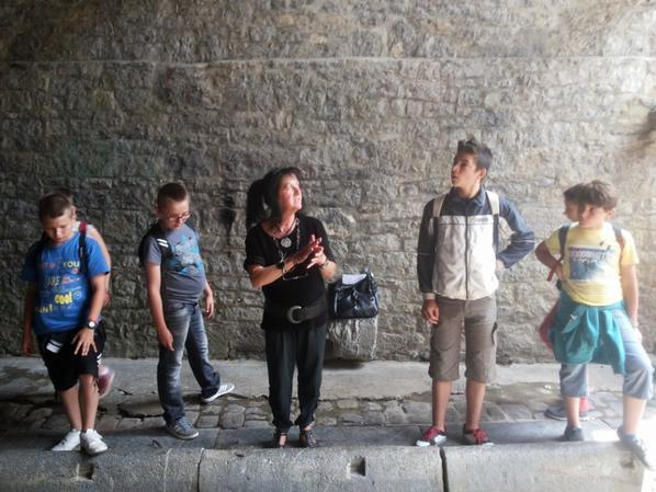 Visite guidée de la ville de Chimay