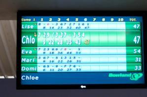 Bowling du 10-03: suite