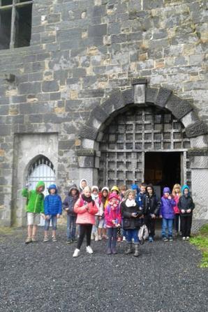 Visite de la tour Salamandre le 14/09/2015