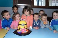 4 ans ! Joyeux anniversaire Emma !