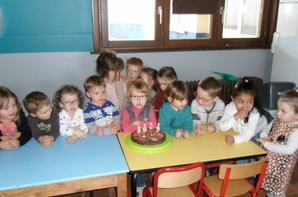 Bon anniversaire Khalysta! 4 ans!
