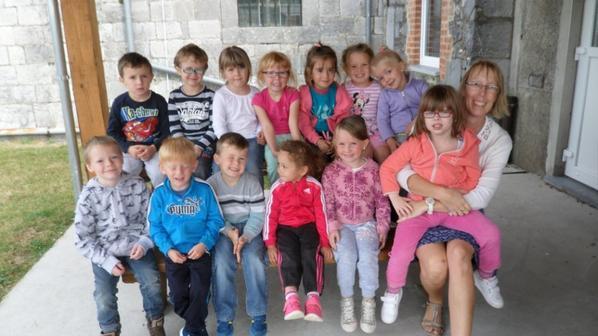 classe de 2ème et 3ème maternelle
