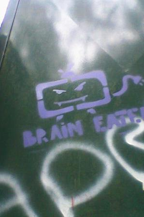 BRAIN EATER ZEKS MIGHTY