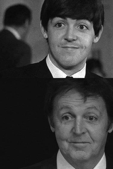 "Paul McCartney - ""Les dossiers"""