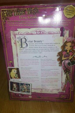 Ma Briar dans sa boite :)