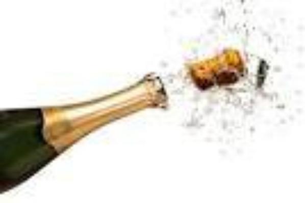 Champagne dans 3 articles lol !