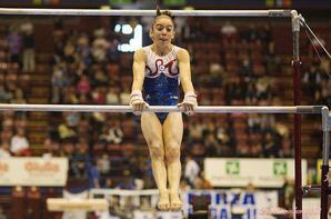 Gymnastique : La tête des Gymnastes !