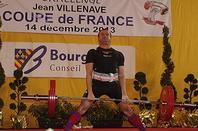 CHALENGE  JEAN  VILLENAVE COUPE DE FRANCE  14 DECEMBRE 2013