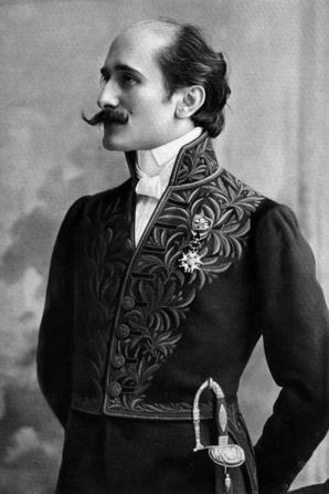 Briquet Edmond Rostand.