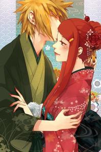Minato & Kushina#