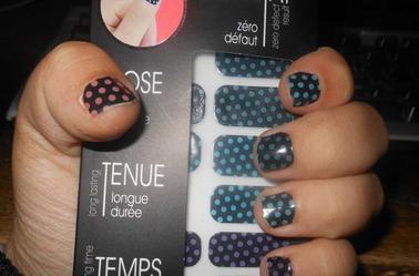 20ème article : nail patch :)