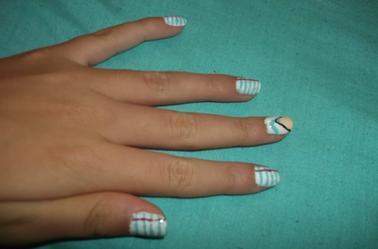 26ème Article : Nail art rentrée!