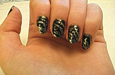 "73ème Article : Nail art ""Festif"""