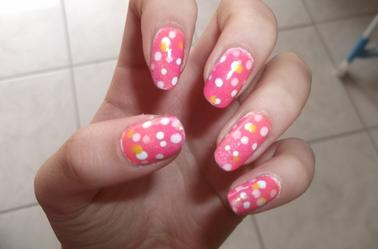 137ème Article : nail art EnjoyMarie