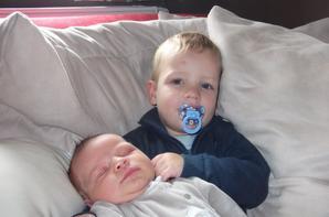 14 septembre 2012 - Un nouveau petit berger a agrandi la famille