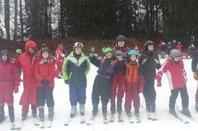 mon fils en classe de neige