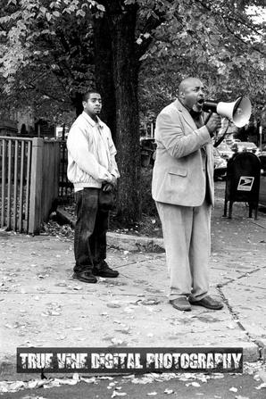 STREET PREACHING~