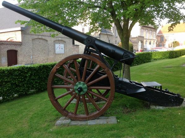 Canon Krupp de ma région