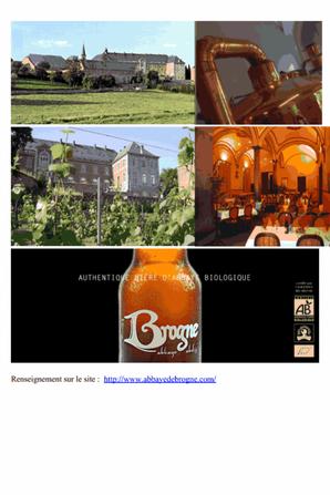 Région de Charleroi au mois de main 2014