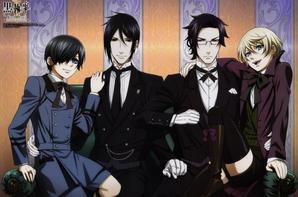 black butler (2)