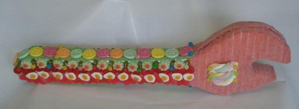 cléa molette en bonbon