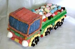 camion en bonon