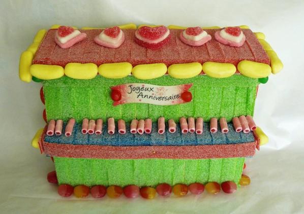 piano en bonbon