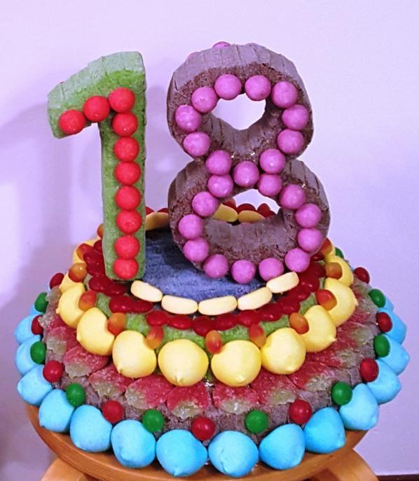 18 Ans en Bonbon