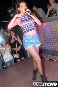 30/03/13 TAL en Showcase au Soa Club